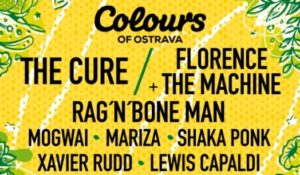 Colours of Ostrava 2019 line up